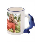 Hrnček s fotkou delfín