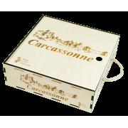 Organizér - Krabica Carcassonne